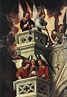 Hans Memling Canvas Paintings - Last Judgment Triptych [detail 3]